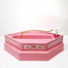 Barbie y Ken: BAÑERA BARBIE SWEET ROSES 1987. Lote 144558693