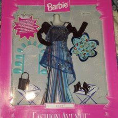 Barbie y Ken: VESTIDO MUÑECA BARBIE FASHION. Lote 144560398