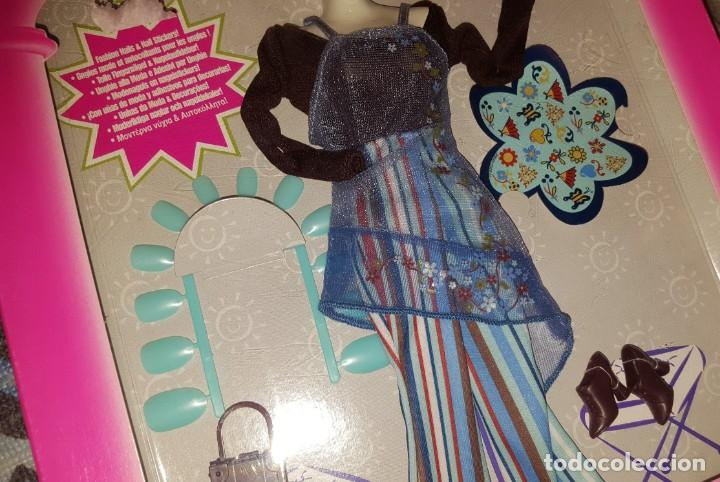 Barbie y Ken: VESTIDO MUÑECA BARBIE FASHION - Foto 2 - 144560398
