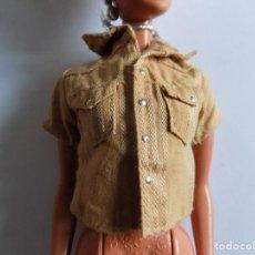 Barbie y Ken: CAMISA BARBIE . Lote 144631534