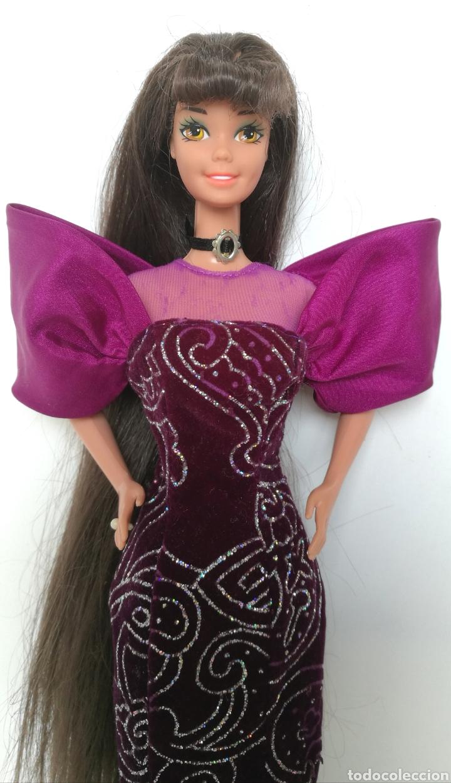 Imagenes de vestidos de fiesta morados