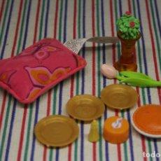 Barbie y Ken: BARBIE, LOTE ACCESORIOS. Lote 146095230