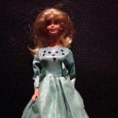 Barbie y Ken: VESTIDO MUÑECA BARBIE DIAMANT SPARKLE EYES DRESS OUTFIT. Lote 146775208