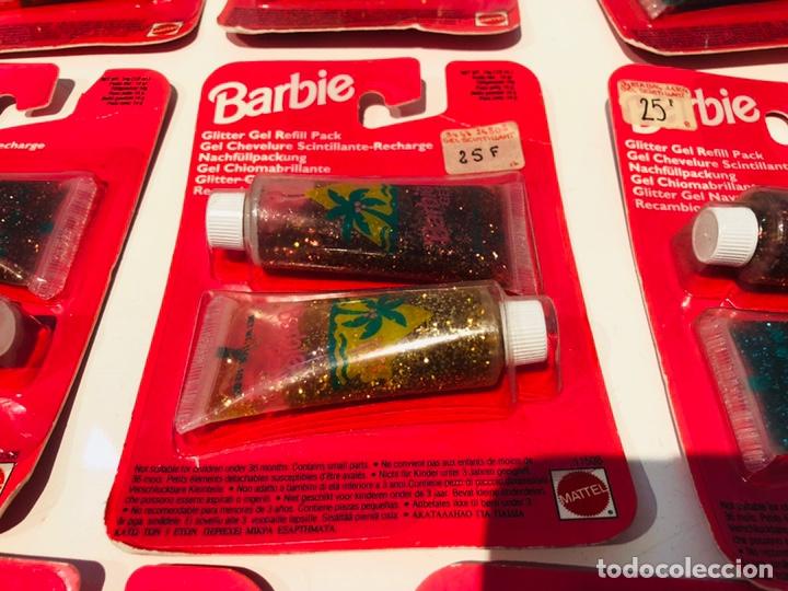 Barbie y Ken: Barbie Glitter Gel Mattel USA 1993 - Foto 2 - 147726390
