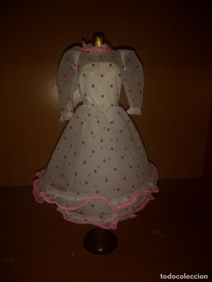 VESTIDO BARBIE SPAIN MODELO NIZA (Juguetes - Muñeca Extranjera Moderna - Barbie y Ken - Vestidos y Accesorios)