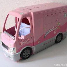Barbie y Ken: BARBIE AUTOCARAVANA FURGONETA MATTEL. Lote 148420014