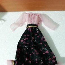 Barbie y Ken: VESTIDO PRIMAVERA BARBIE CONGOST . Lote 149728010