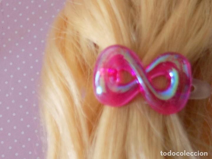 Barbie y Ken: pinzas pelo para barbie - Foto 3 - 149766218