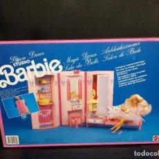 Barbie y Ken: ESTUDIO DE BAILE / DREAM DANCE STUDIO BARBIE MATTEL AÑOS 90 . Lote 151551410