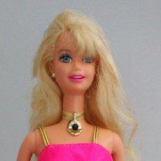 Barbie y Ken: MUÑECA BARBIE VESTIDA . Lote 151911362