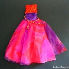 Barbie y Ken: ROPA BARBIE VESTIDO LARGO. Lote 151911610
