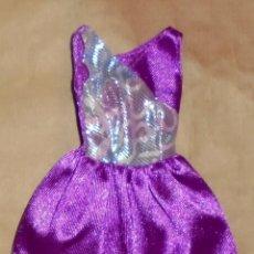 Barbie y Ken: VESTIDO MUÑECA BARBIE KEN - ROPITA - ROPA - AÑOS 90 - 1995 - FASHION AVENUE - NUEVO. Lote 222557435