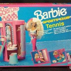 Barbie e Ken: BARBIE SPORT CLUB TENIS. Lote 152043510