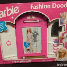 Barbie y Ken: BARBIE FASHION DOODLER- FISHER PRICE MATTEL. Lote 152220430