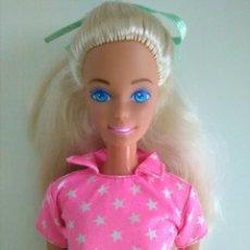 Barbie y Ken: BARBIE CAMISETA ORIGINAL VINTAGE. Lote 117330235