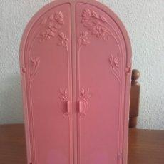 Barbie y Ken: ARMARIO SWEET ROSES BARBIE 1987. Lote 153388882