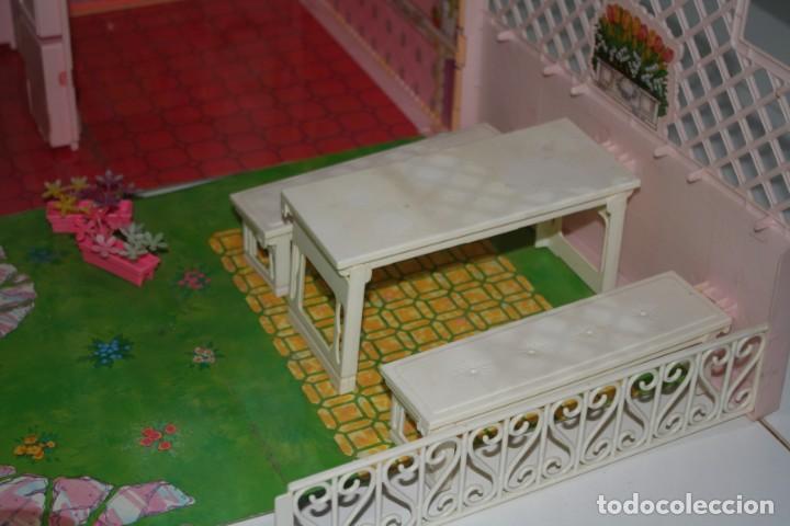 Barbie y Ken: casa casita muñeca barbie antigua 1992 fold´n fun house - Foto 5 - 197809633