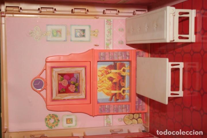 Barbie y Ken: casa casita muñeca barbie antigua 1992 fold´n fun house - Foto 2 - 197809633