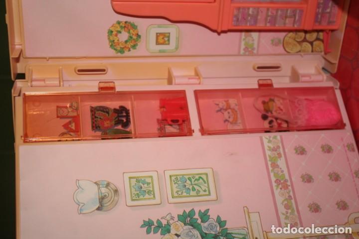 Barbie y Ken: casa casita muñeca barbie antigua 1992 fold´n fun house - Foto 3 - 197809633