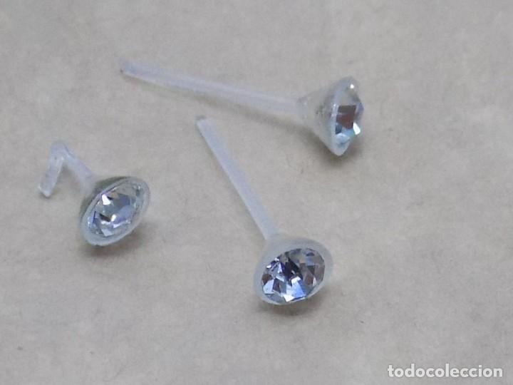 Barbie y Ken: pendientes y anillo , no originales para Barbie vintage - Foto 2 - 182878192