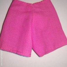 Barbie y Ken: PANTALÓN CORTO BARBIE ETIQUETA ORIGINAL. Lote 158039078