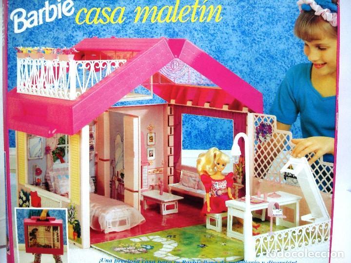 Casa De Barbie Mattel¡¡nuevaAños Maletín 90 eWCoxBrdQ