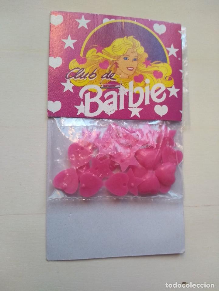 Barbie y Ken: CLIPS PARA EL PELO - CLUB BARBIE - ORIGINAL - BLISTER SIN USAR - RAREZA - Foto 2 - 159760638