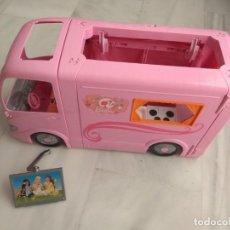 Barbie y Ken: CARAVANA BARBIE. Lote 161901626
