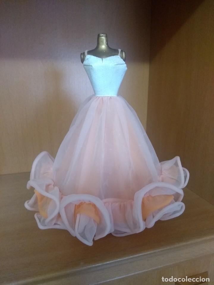 VESTIDO BARBIE LADY CONGOST (Juguetes - Muñeca Extranjera Moderna - Barbie y Ken - Vestidos y Accesorios)