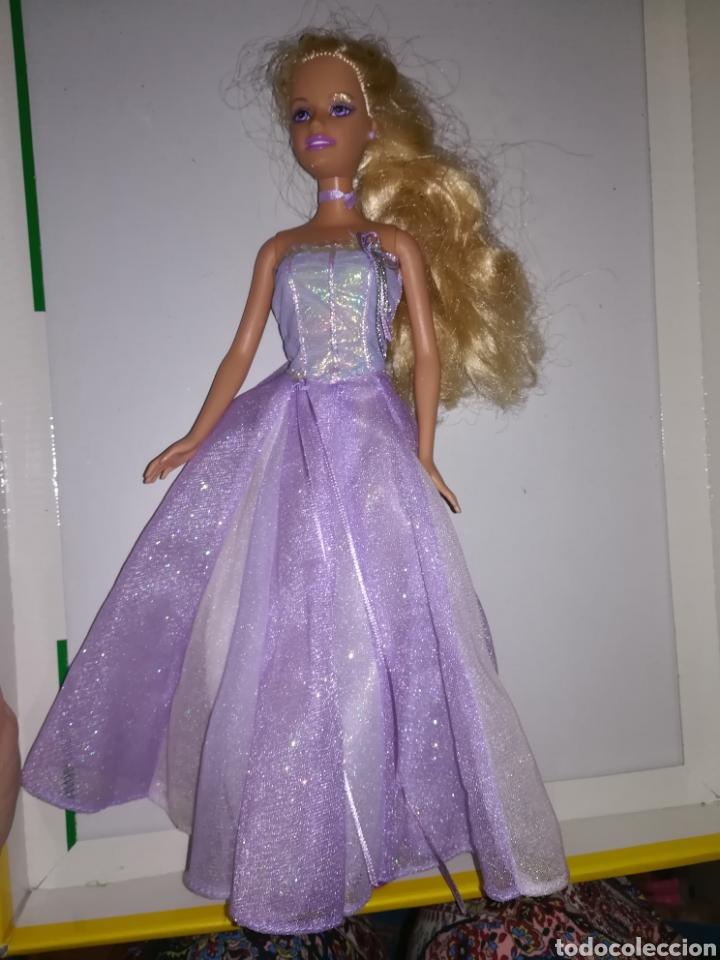 """VESTIDO PARA BARBIE """"LA MAGIA DE PEGASO"""" (Juguetes - Muñeca Extranjera Moderna - Barbie y Ken - Vestidos y Accesorios)"""