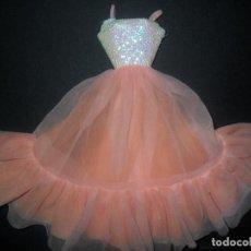 Barbie y Ken: VESTIDO PEACH DE MUÑECA BARBIE. Lote 163888950