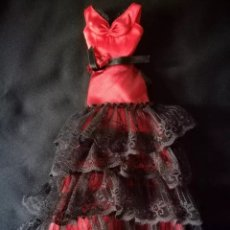 Barbie y Ken: TRAJE FLAMENCA BARBIE SPAIN DOLLS OF THE WORLD. Lote 160458934