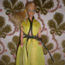 Barbie y Ken: DIFICIL TRAJE DE LA SUPERSTAR ERA ORIGINAL DE BARBIE FASHION COLLECTIBLES AÑO 75 NUM 2565. Lote 165299906