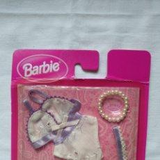 Barbie y Ken: ROPA BARBIE NUEVA SIN ABRIR. LENCERÍA. MATTEL. Lote 166042312