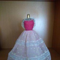 Barbie y Ken: VESTIDO BARBIE DESTELLOS SPAIN. Lote 166685646
