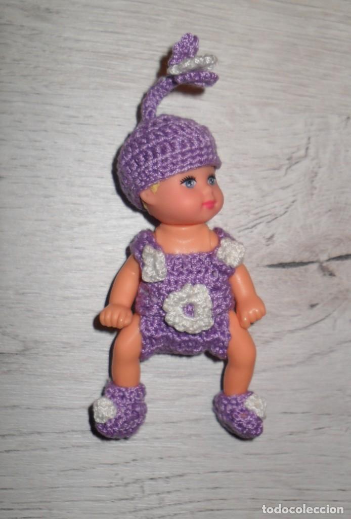 715f6ece2 Gorros Para Bebes Con Crochet {Nhs Alumni}