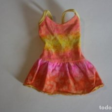 Barbie y Ken: VESTIDO ORIGINAL BARBIE GENUINE - MATTEL, AÑOS 90. Lote 167386360