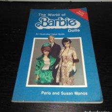 Barbie y Ken: LIBRO COLECCIONISTAS BARBIE PARIS AND SUSAN MANOS THE WORLD OF BARBIE DOLLS. Lote 167549908