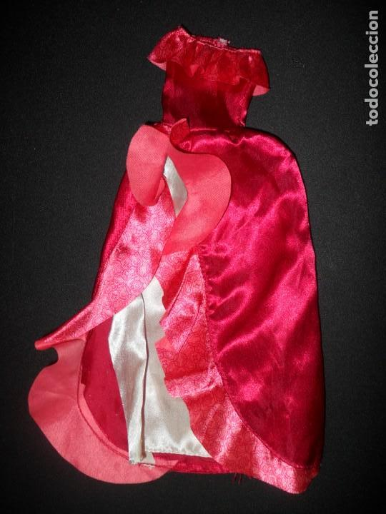 Ropa Vestido Elena De Avalor Muñeca Barbie Mattel