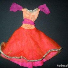 Barbie y Ken: ROPA: VESTIDO ESMERALDA DE MUÑECA BARBIE MATTEL. Lote 168172704