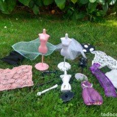 Barbie y Ken: MANIQUÍES HARUMIKA TAMAÑO BARBIE. Lote 169439589