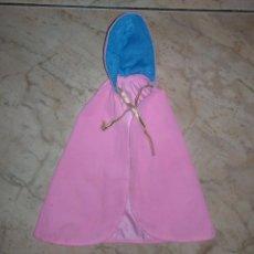 Barbie y Ken: CAPA DE MUÑECA BARBIE PRINCESA RAPUNZEL . Lote 169710368