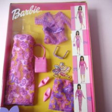 Barbie y Ken: BARBIE MODA FASHION AVENUE CONJUNTO COMBINABLE. Lote 170851515