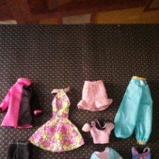 Barbie y Ken: 10 PRENDAS DE VESTIR BARBIE (1). Lote 171005134