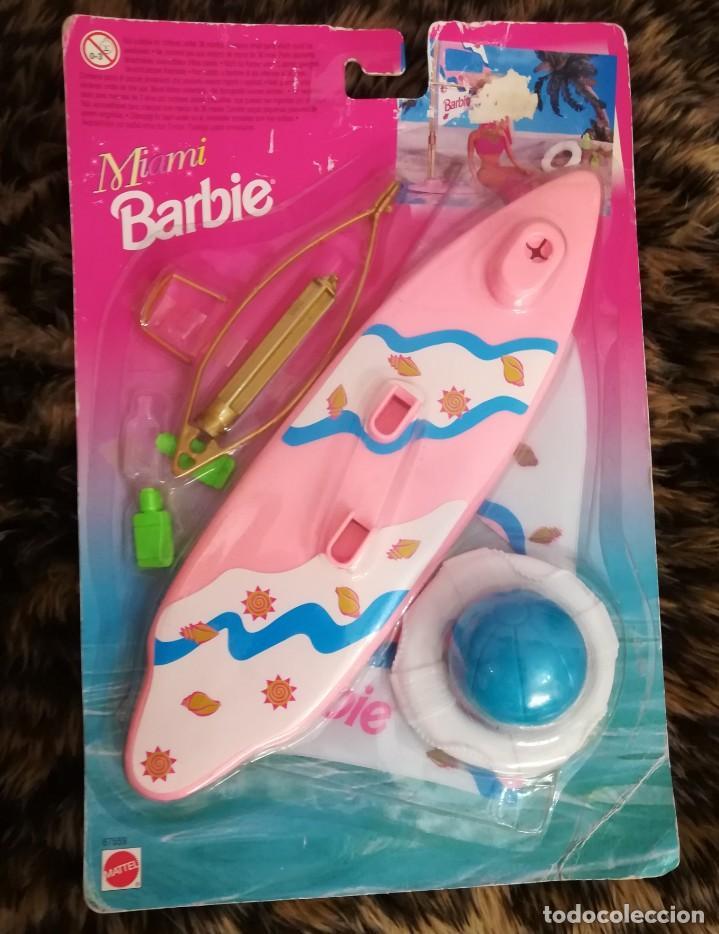 BLISTER BARBIE MIAMI (Juguetes - Muñeca Extranjera Moderna - Barbie y Ken - Vestidos y Accesorios)