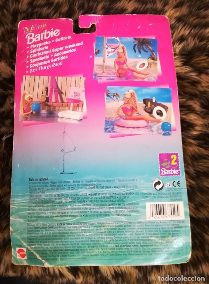 Barbie y Ken: Blister barbie miami - Foto 4 - 171173745