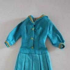 Barbie y Ken: VESTIDO ORIGINAL ESTILO MARINERO BARBIE VINTAGE MOD MODELO #1872 SEE WORTHY - MATTEL, 1969. Lote 171541374