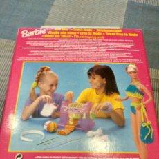 Barbie y Ken: TRICOTOSA DE BARBIE AÑO 1998. Lote 171707343