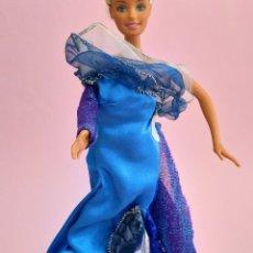 Barbie y Ken: BARBIE VESTIDO FIESTA. Lote 172187407