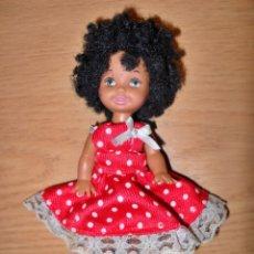 Barbie y Ken: MUÑECA NEGRA SHELLY MATTEL BARBIE. Lote 172589959